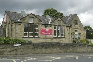 The former Rastrick Independent School