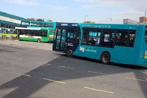 Wakefield Bus Station