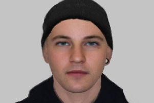 Do you recognise this man wanted in connection with a sexual assault