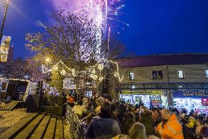 Your guide to Christmas lights and festive markets in Calderdale