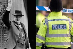 M62 driver insured with 'Winston Churchill' has car seized by police