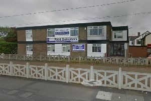 PHH Solicitors York Avenue, Cleveleys office.