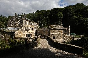 Gibson Mill in Hebden Bridge