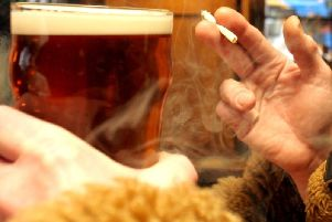 Figures from Public Health England reveal on average 14 adults in every 1,000 in Yorkshire are dependent on alcohol.