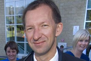 Dr Nick Scriven, a consultant in acute medicine in Calderdale and president of The Society for Acute Medicine