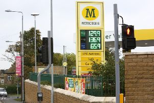 Morrisons on Keighley Road