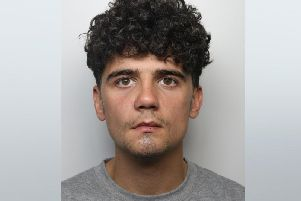 Corey Badhams has been jailed for a total of 42 months