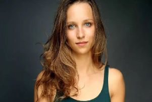 BAFTA award winning Three Girls actress Molly Windsor,