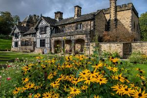 Shibden Hall is closed over the winter