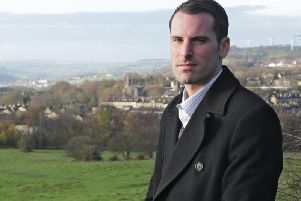Calderdale Councillor Scott Benton won the Blackpool South seat for the Conservatives in Decembers General Election,