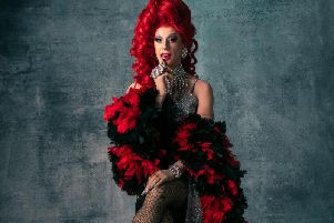 Brighouse queen will join other top performers at the first RuPaul's DragCon UK