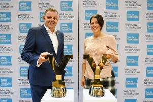 Peter Dodd (WTY), andDiana Greenwood (Tourism and Visitor Economy Manager for Calderdale Council)