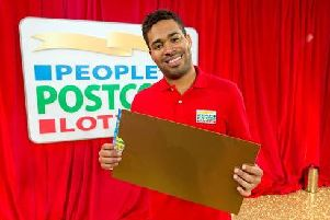 Peoples Postcode Lottery ambassador Danyl Johnson