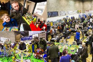 2020 Calder Valley Brick Show