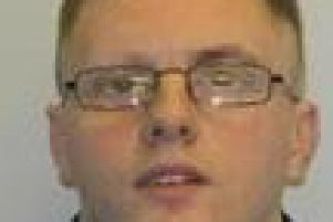 Connor Troy McKevitt, 25, absconded from HMP Kirkham on Sunday (January 26)'where he had been serving 10 years in prison for being involved in the supply of heroin and cocaine. Pic: Lancashire Police