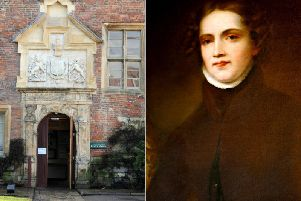 Halifax's Anne Lister was a pupil at Manor School in York