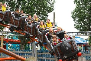 Yorkshire is home to an array of family-friendly amusement parks