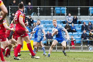 Calling on community to get behind Fax for big matches
