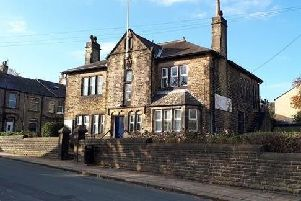 Old Elland Police Station on Burley Street