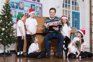 A Halifax school could have its Christmas play filmed and shown to millions on the TV