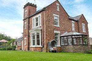 Red House in Scarborough has won a VisitEngland Rose Award.