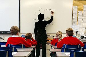 A report was being discussed that showed exclusion and absence rates in Calderdale's schools