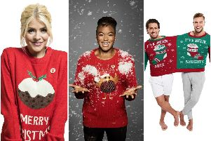 Calling all Calderdale festive fans to show us your woollies on Christmas Jumper Day. Pictures by Save the Children