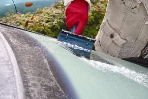 The Dos and Donts of De-Icing Your Car