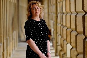 Piece Hall Trust CEO Nicky Chance-Thompson