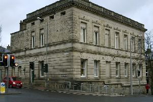 The former Halifax County Court
