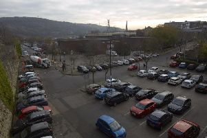 North Bridge car park