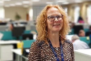 Dr Caroline Taylor, Mental Health lead at NHS Calderdale Clinical Commissioning Group