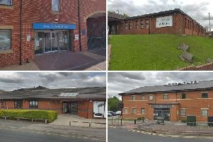 These are the surgeries in the Pontefract area who were satisfied with the experience of making an appointment