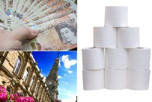 Calderdale Council has looked at the cost of toilet rolls to help with savings