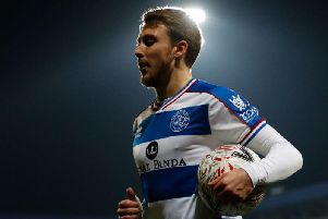 QPR midfielder Luke Freeman is a doubt for Saturday's trip to Middlesbrough.