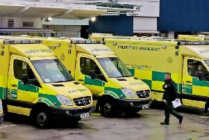 """Unison said delays risk the safety of patients and are """"a terrible waste"""" of ambulance crews' skills"""