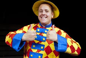 Halifax comic Neil Hurst has announced he is stepping away from the panto scene