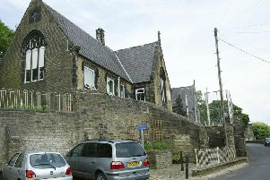 St Mary's CofE Junior and Infants school, at Mill Bank,