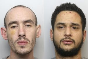 David Jowett and Jared Whitehouse have been jailed