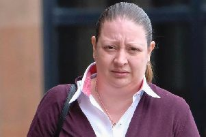 Crooked Sarah Taylor, who stole 100,000 from the firm she worked for, has been ordered to pay back just 1.