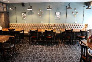 Take a tour of the new look Duke of Wellington pub in Halifax