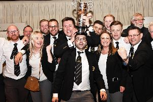 Recent winners of the Yorkshire Regional Championships, Brighouse and Rastrick Brass Band