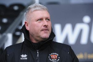 Terry McPhillips is planning for next season with the Blackpool board