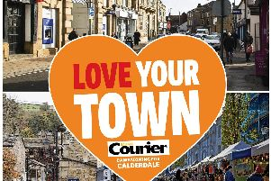 The Halifax Courier is launching its new Love Your Town campaign.