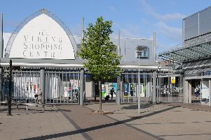 Jarrow shopping centre