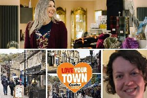 Hebden Bridge is one of the focuses for Love Your Town.