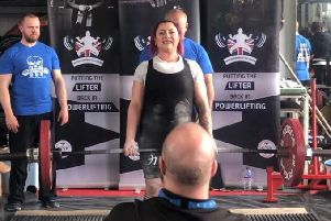 Fleetwood powerlifter Rachel Normington has qualified for the British championships