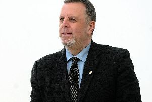 West Yorkshire Police and Crime Commissioner (PCC) Mark Burns-Williamson