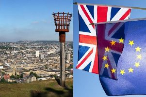 Halifax residents left spooked after Brexit deadline moves to Halloween