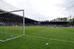 The Shay Stadium in Halifax